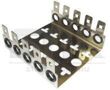 Скоба под  5 плинтов LSA 10 пар SNR-BR-1310-5