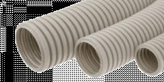 Труба гофрированная из ПВХ 20 мм с зондом легкая