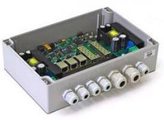 Уличный управляемый PoE коммутатор TFORTIS PSW-2G 4F 4FE PoE +2 GB SFP порта, питание 220В, IP66