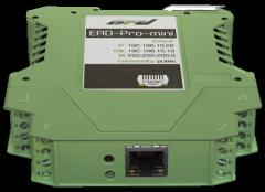 Устройство удалённого контроля и управления SNR-ERD-Pro-mini, пластиковый корпус, крепление Din v1.2